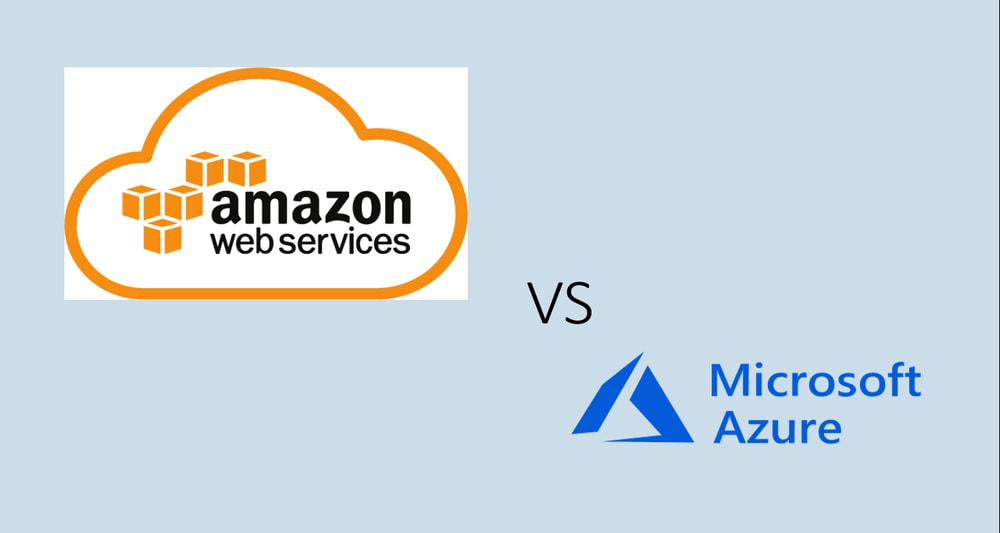 AWS vs AZURE - How To Choose The Right Cloud Service Provider